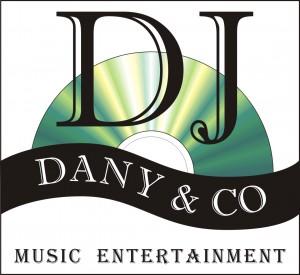 logo dj dany my vector convert  crivi