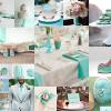 12 съветa как да изберете перфектният цвят за Вашата сватба