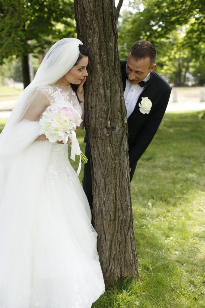 Ana & Julian - svatba Hilton_2