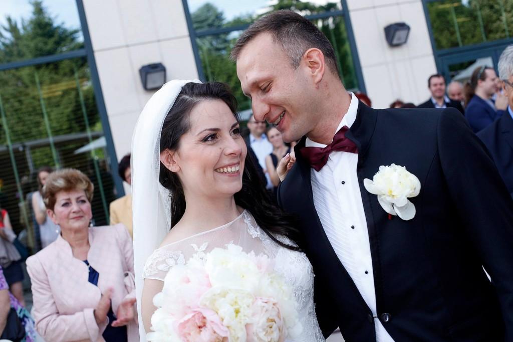 Ana & Julian - svatba Hilton